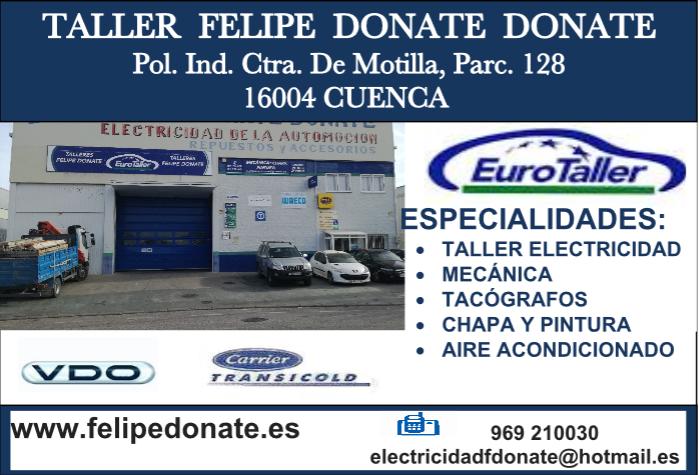 Felipe Donate